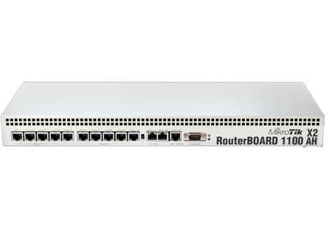 Mikrotik RB1100AHx2 маршрутизатор