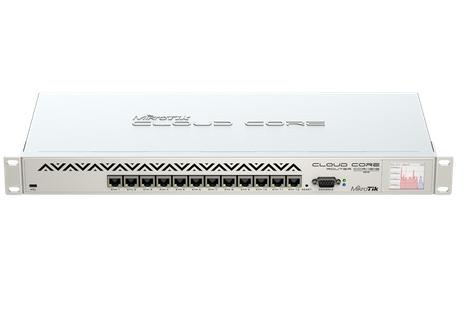Mikrotik CCR1016-12G маршрутизатор