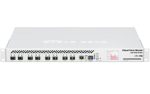 Mikrotik CCR1072-1G-8S+ маршрутизатор