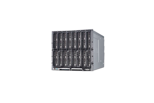Blade-система Dell PowerEdge M1000e (16xBlade M610)